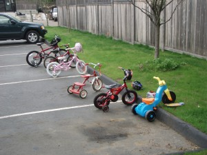 Bike Riding for Preschool and Beyond